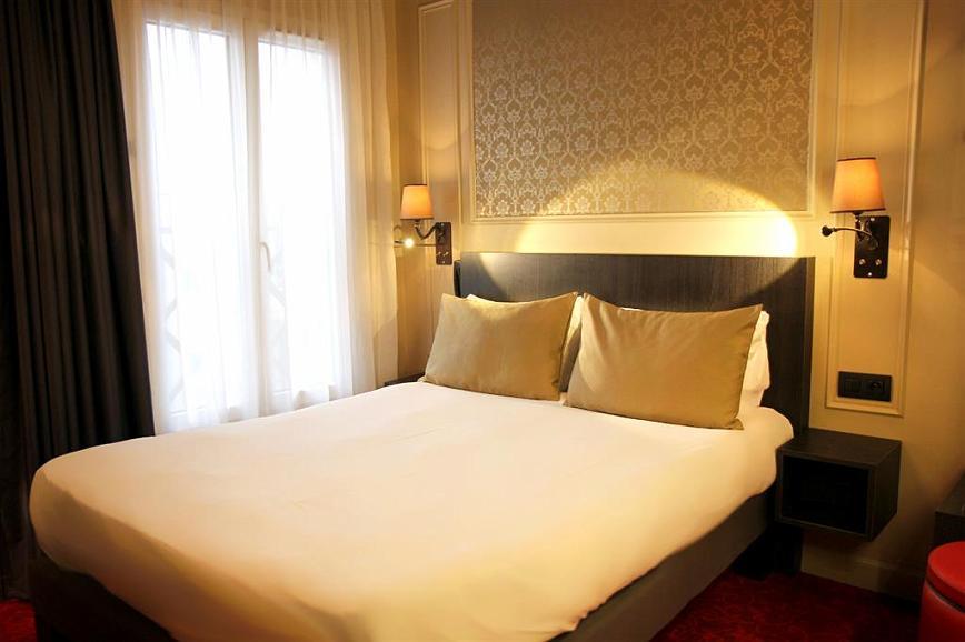 Best Western Hotel Le Montmartre Saint Pierre - Chambres / Logements