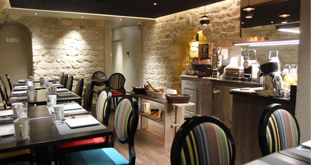 Best Western Hotel Le Montmartre Saint Pierre - comedor principal
