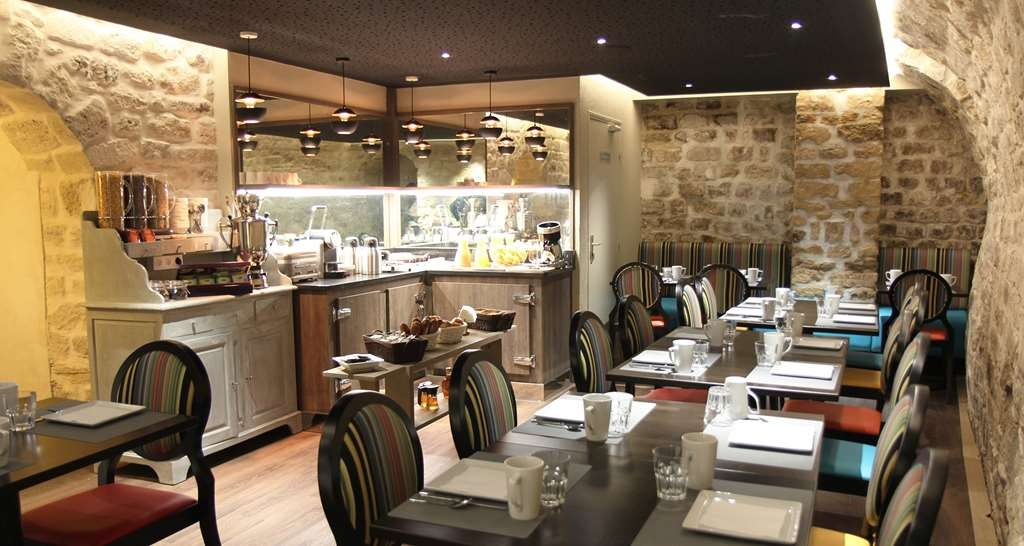 Best Western Hotel Le Montmartre Saint Pierre - Breakfast Area