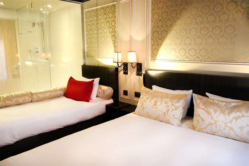 Best Western Hotel Le Montmartre Saint Pierre - Habitación