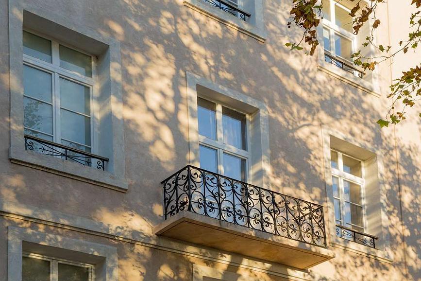 Best Western Marseille Bourse Vieux Port - Vista exterior