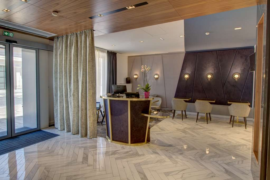 Best Western Plus Hotel Comedie Saint-Roch - Lobby