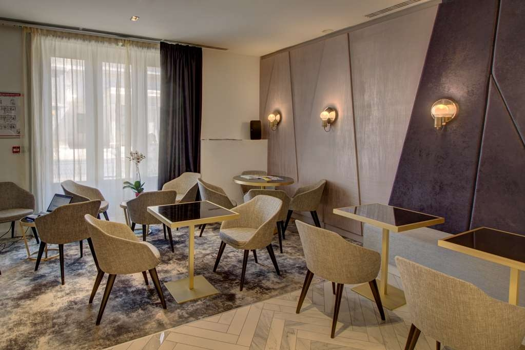 Best Western Plus Hotel Comedie Saint-Roch - Bar
