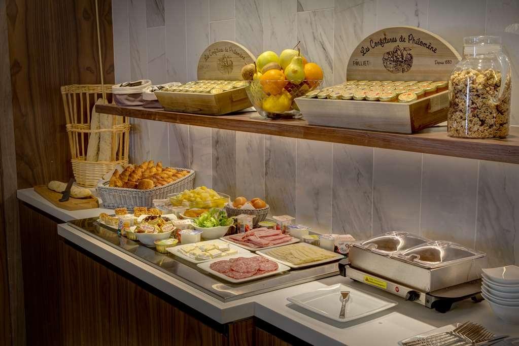 Best Western Plus Hotel Comedie Saint-Roch - Petit déjeuner