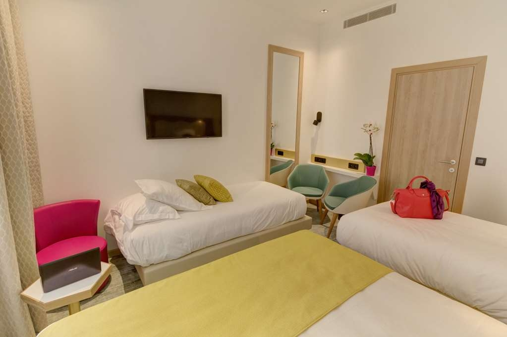 Best Western Plus Hotel Comedie Saint-Roch - Chambre famille