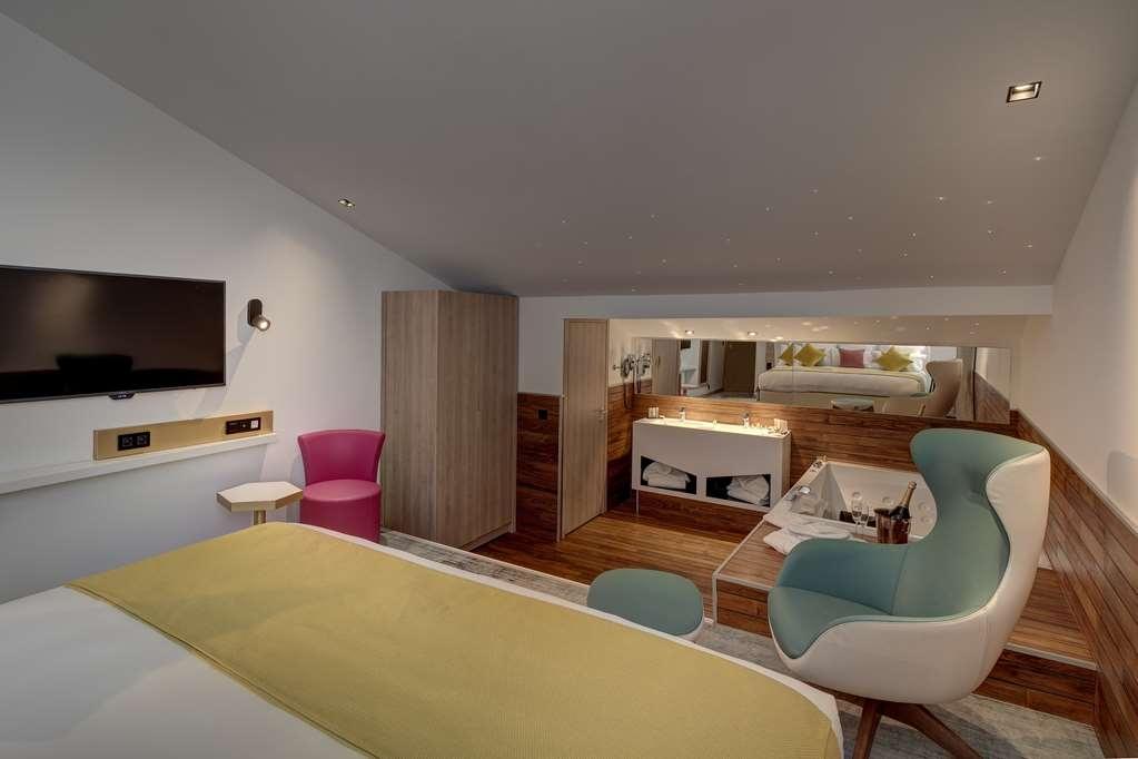 Best Western Plus Hotel Comedie Saint-Roch - Chambre Suite
