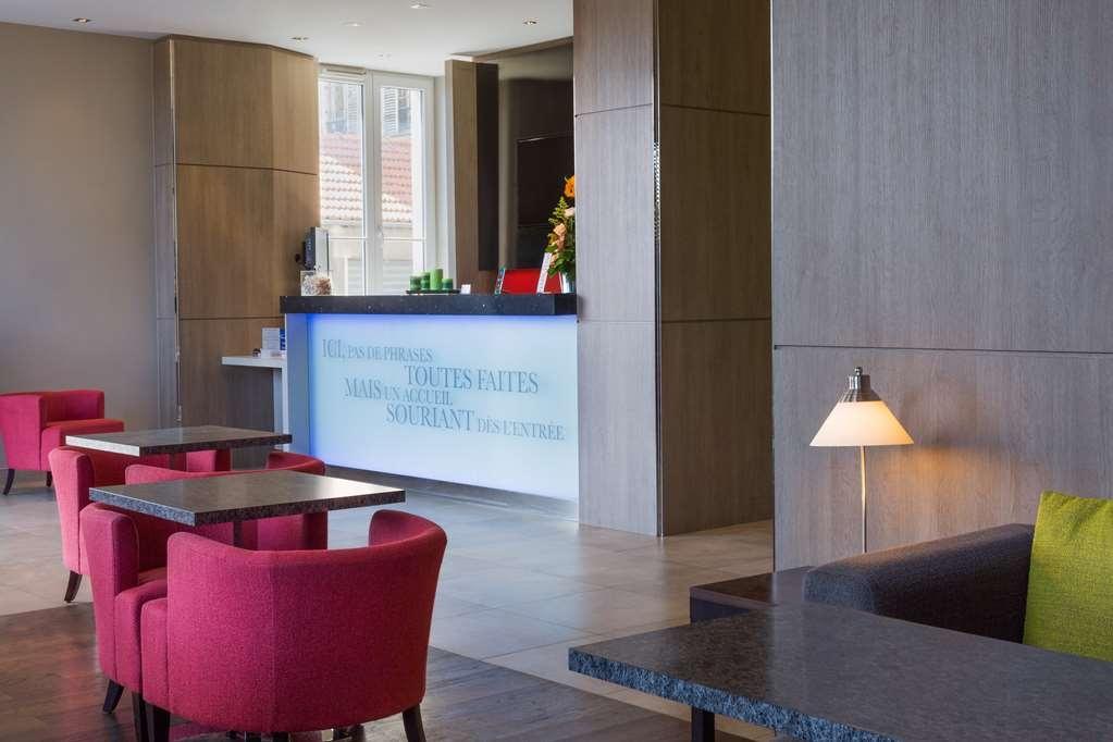 Best Western Seine West Hotel - Hall