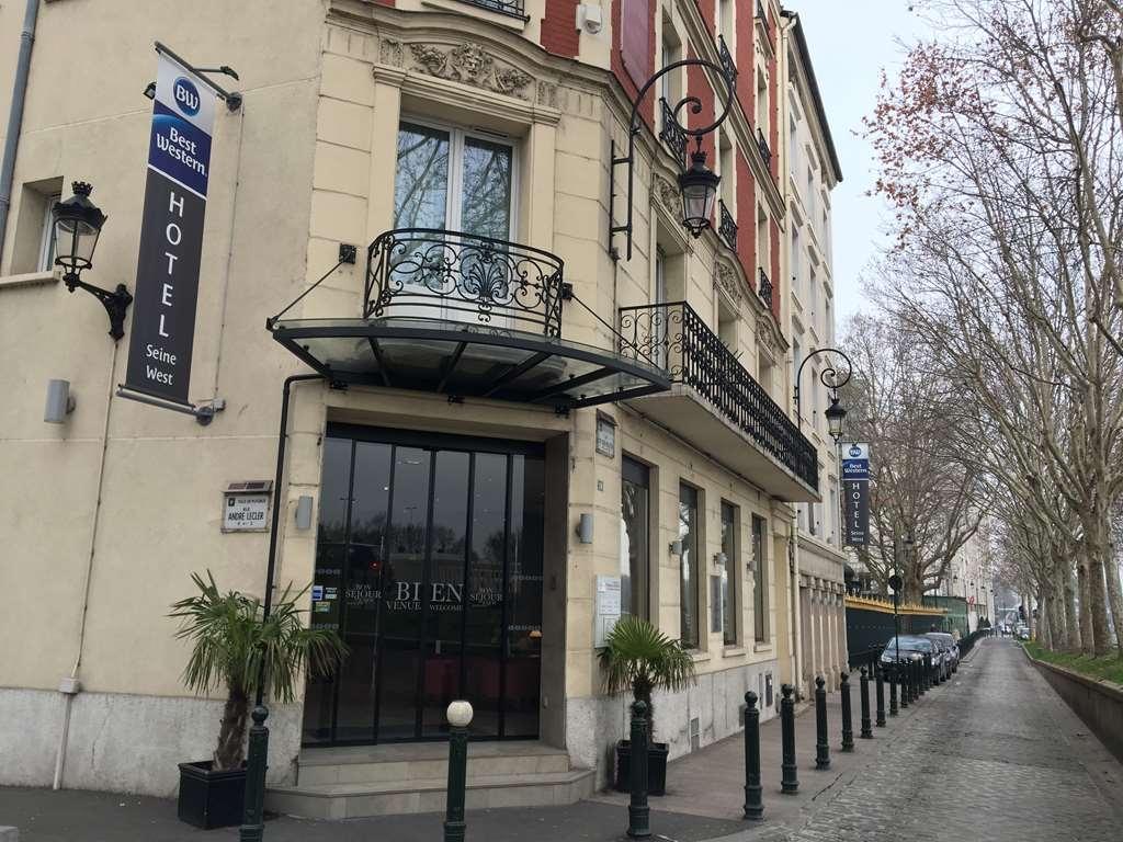 Best Western Seine West Hotel - Vista Exterior