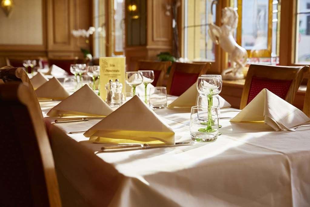 Best Western Au Cheval Blanc Mulhouse Nord - Restaurant