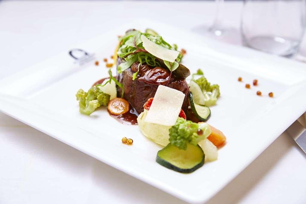 Best Western Au Cheval Blanc Mulhouse Nord - Ristorante / Strutture gastronomiche
