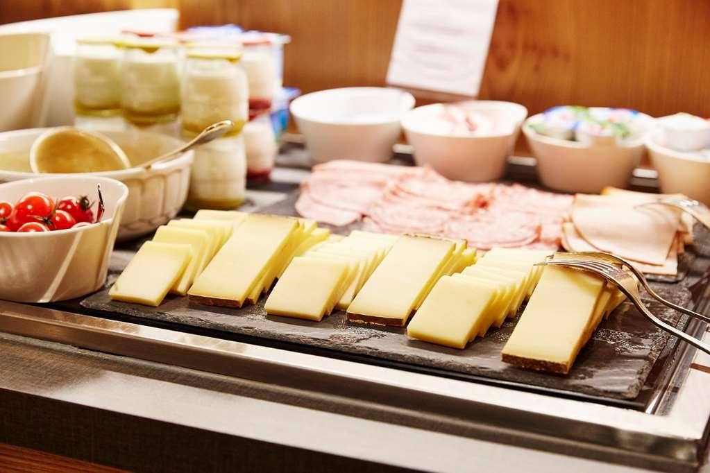 Best Western Au Cheval Blanc Mulhouse Nord - Petit Déjeuner