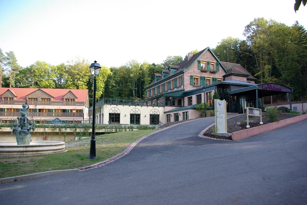 Les Violettes Hotel & SPA Alsace, BW Premier Collection - Facciata dell'albergo