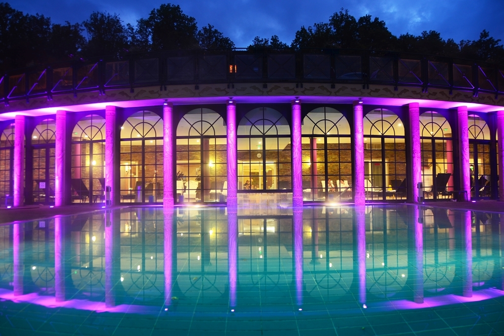 Les Violettes Hotel & SPA Alsace, BW Premier Collection - Piscina
