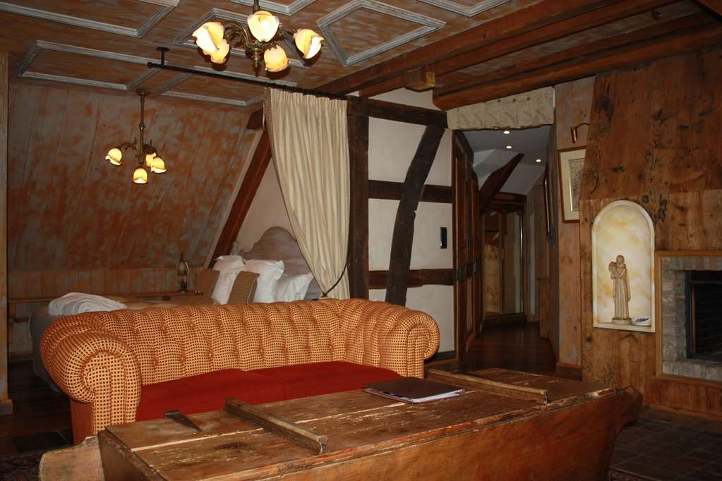 Les Violettes Hotel & SPA Alsace, BW Premier Collection - Suite