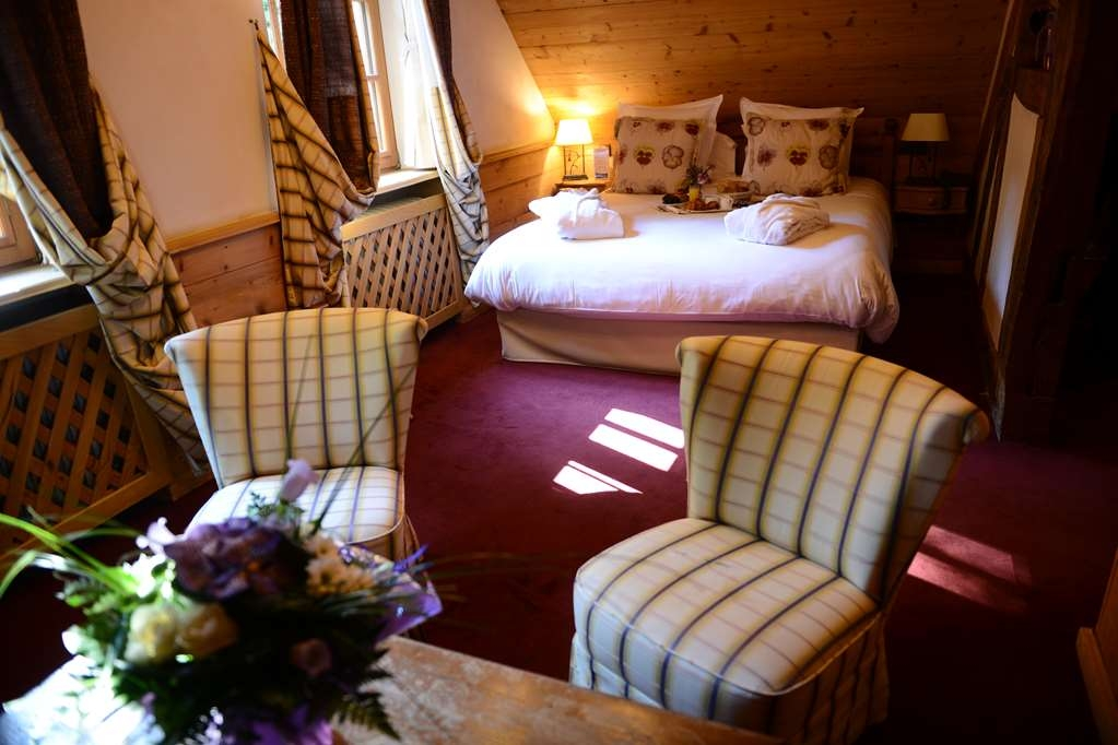 Les Violettes Hotel & SPA Alsace, BW Premier Collection - Classic Guest Room