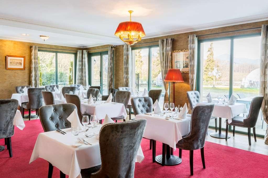 Les Violettes Hotel & SPA Alsace, BW Premier Collection - Restaurant / Gastronomie