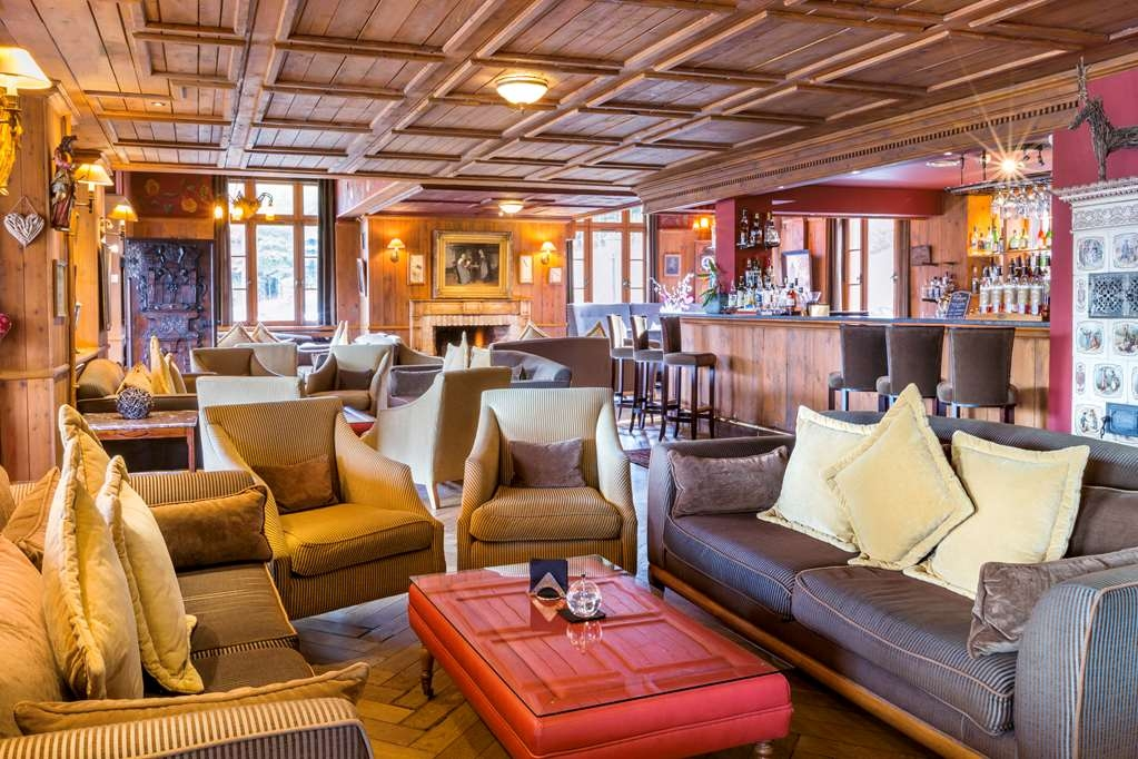 Les Violettes Hotel & SPA Alsace, BW Premier Collection - Bar / Lounge