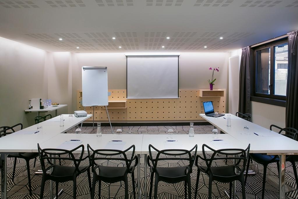 Best Western Plus Excelsior Chamonix Hotel Spa - Besprechungszimmer
