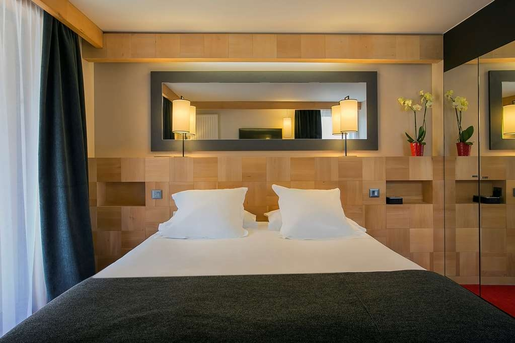 Best Western Plus Excelsior Chamonix Hotel Spa - Guest Room