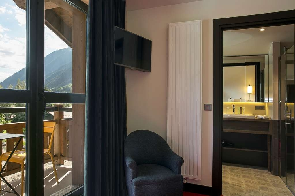 Best Western Plus Excelsior Chamonix Hotel Spa - Chambres / Logements
