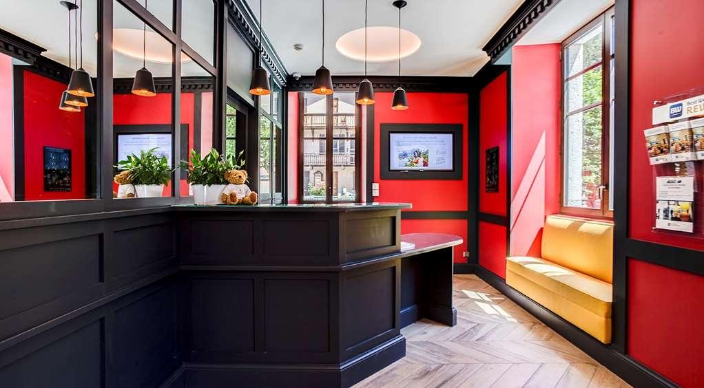 Best Western Plus Excelsior Chamonix Hotel Spa - Lobbyansicht