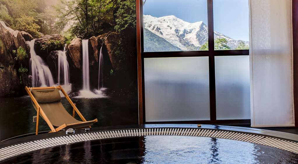 Best Western Plus Excelsior Chamonix Hotel Spa - Spa