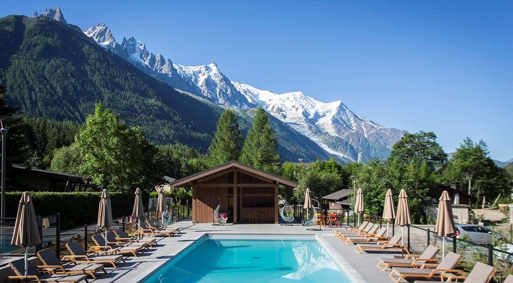 Best Western Plus Excelsior Chamonix Hotel Spa - Piscina