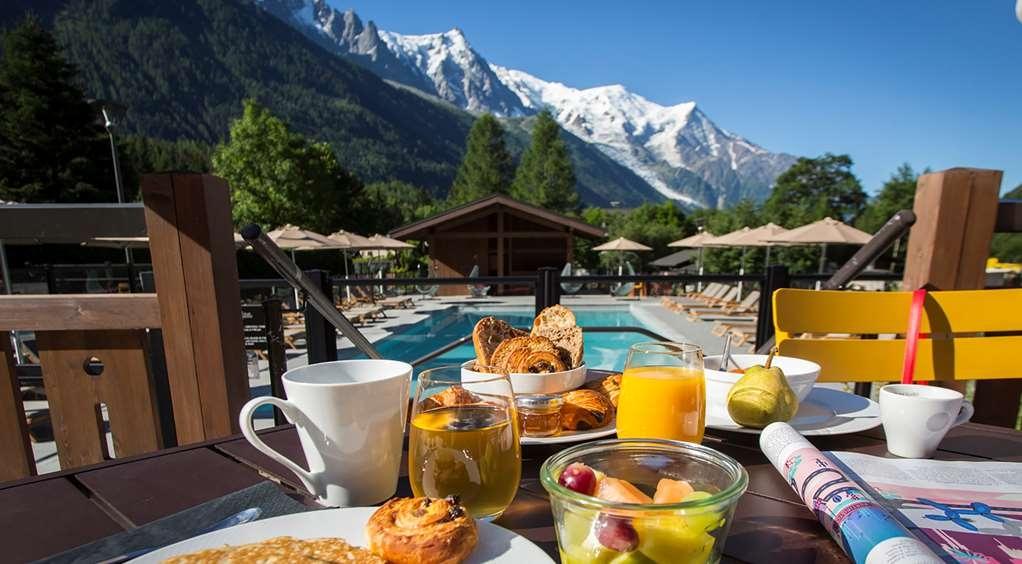 Best Western Plus Excelsior Chamonix Hotel Spa - Ristorante / Strutture gastronomiche