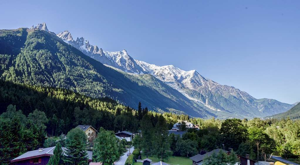 Best Western Plus Excelsior Chamonix Hotel Spa - Façade