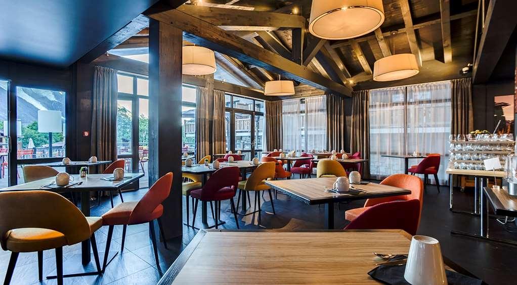 Best Western Plus Excelsior Chamonix Hotel Spa - Restaurant / Etablissement gastronomique