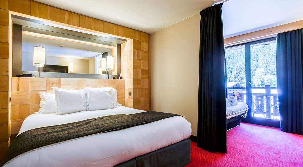 Best Western Plus Excelsior Chamonix Hotel Spa - Family Guest Room