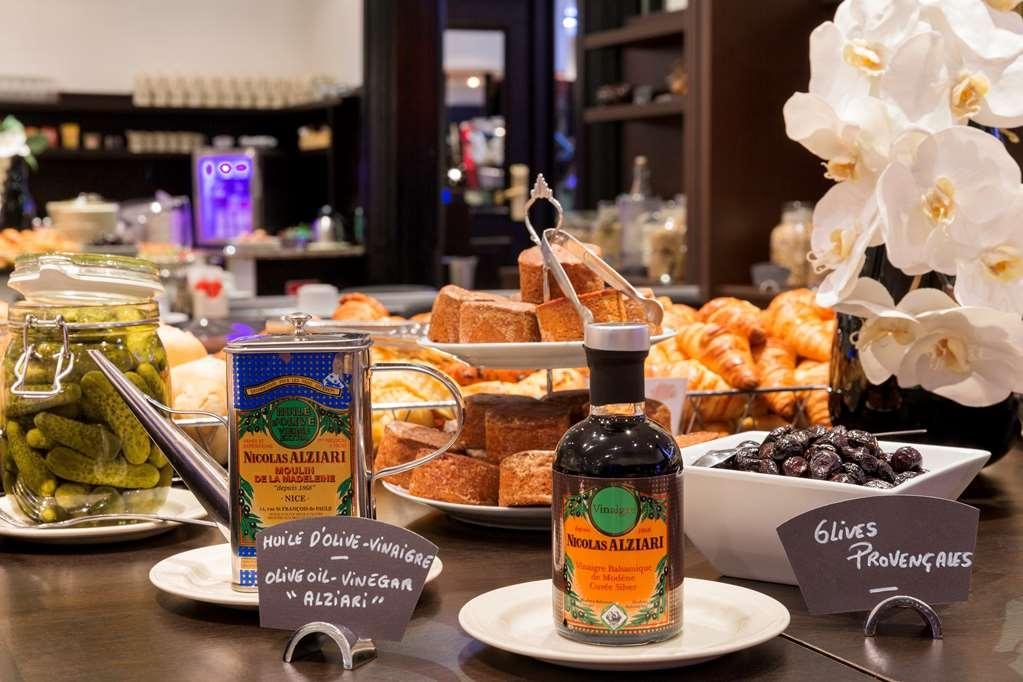 Best Western Plus Hotel Massena Nice - Restaurante/Comedor