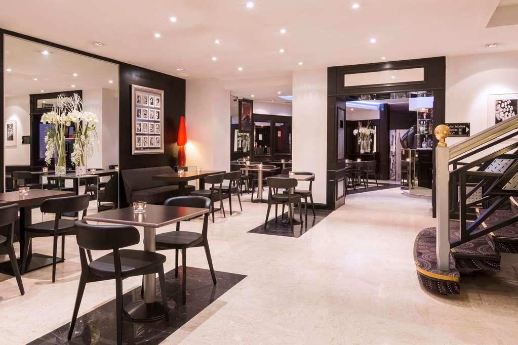 Best Western Plus Hotel Massena Nice - Vista del vestíbulo