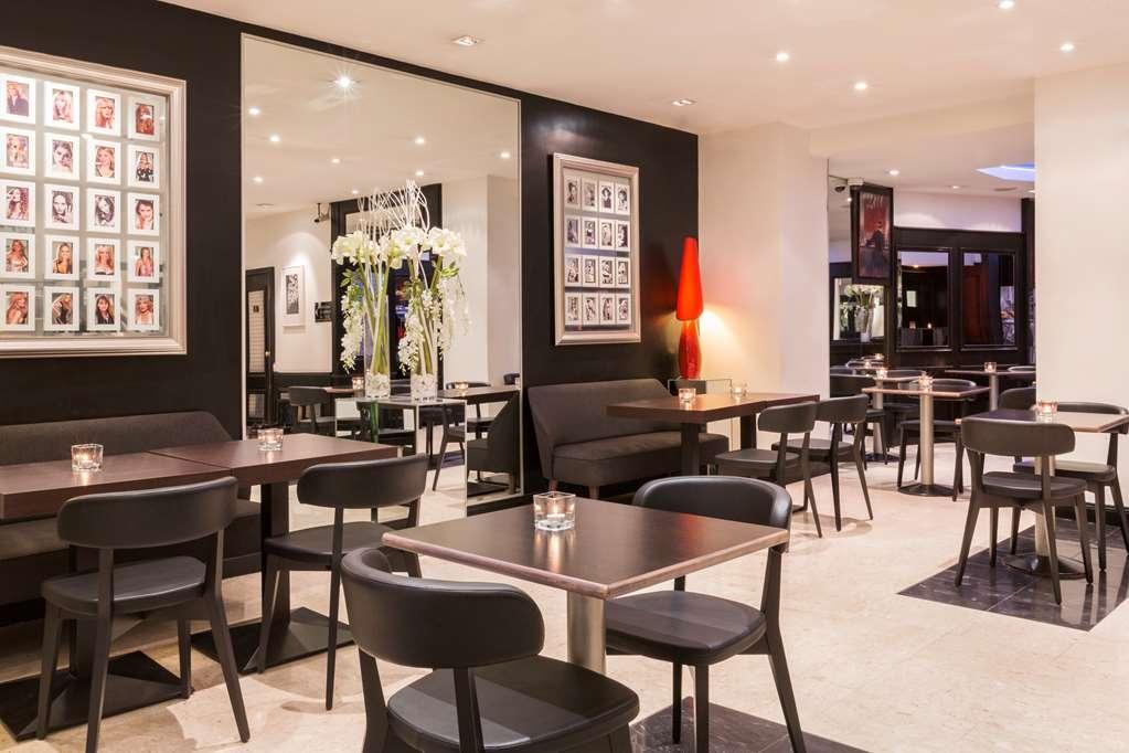 Best Western Plus Hotel Massena Nice - Lobbyansicht