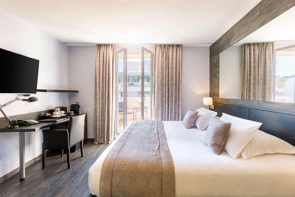 Best Western Plus Hotel Massena Nice - Gästezimmer/ Unterkünfte