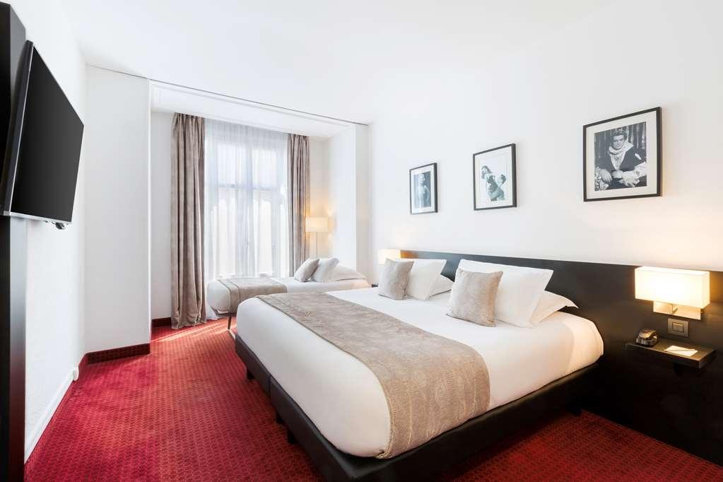 Best Western Plus Hotel Massena Nice - Camere / sistemazione