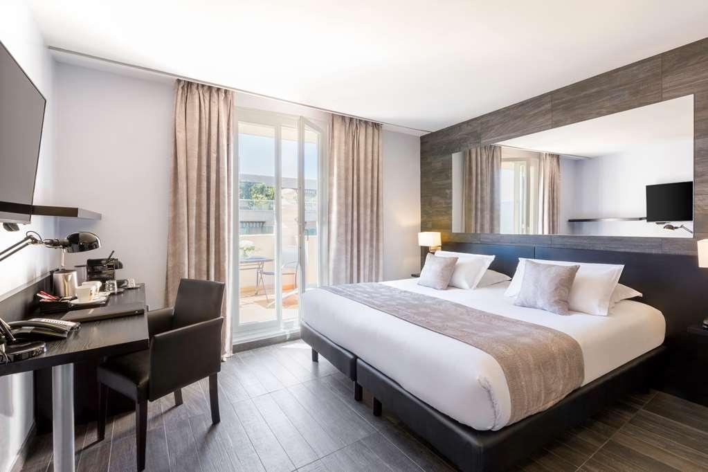 Best Western Plus Hotel Massena Nice - Habitaciones/Alojamientos