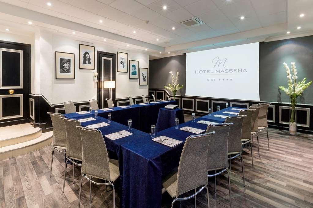 Best Western Plus Hotel Massena Nice - Sala de reuniones
