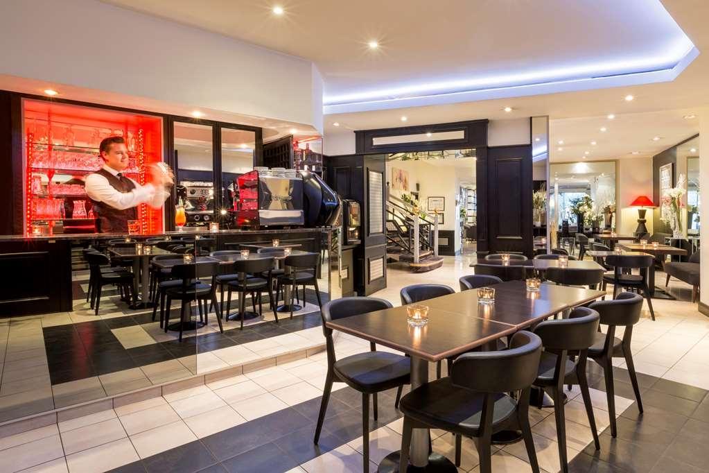 Best Western Plus Hotel Massena Nice - Bar / Lounge