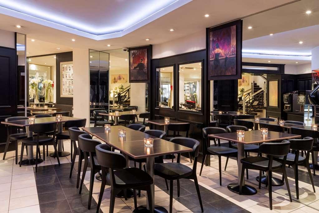 Best Western Plus Hotel Massena Nice - Bar/Salón