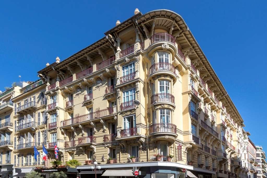 Best Western Plus Hotel Massena Nice - Facciata dell'albergo