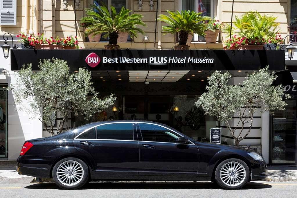 Best Western Plus Hotel Massena Nice - Außenansicht