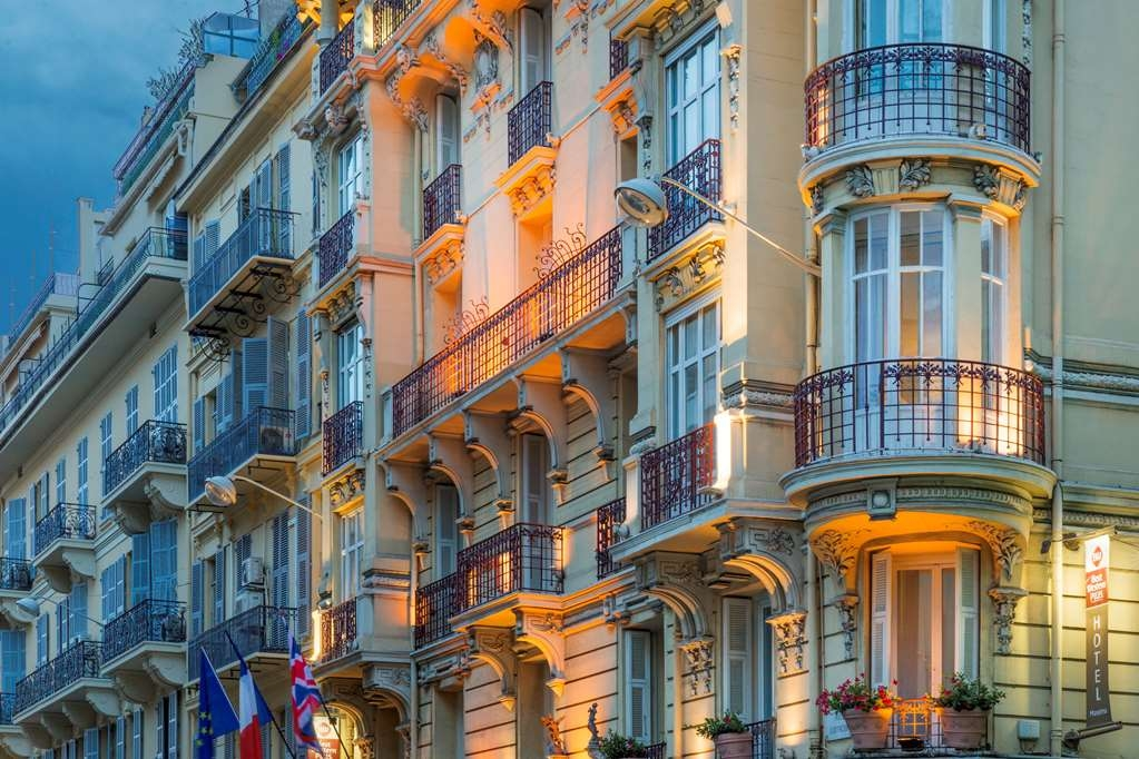 Best Western Plus Hotel Massena Nice - Vista Exterior