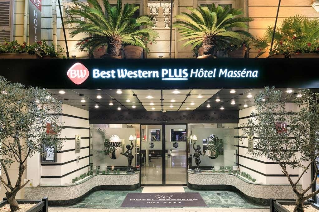 Best Western Plus Hotel Massena Nice - Façade