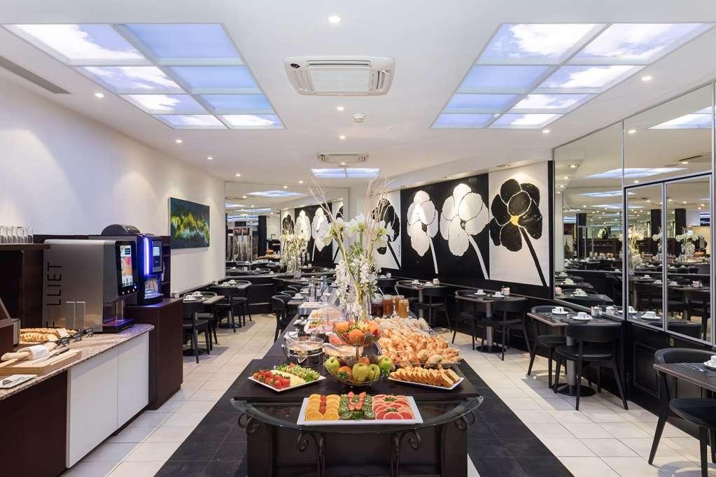 Best Western Plus Hotel Massena Nice - Restaurant / Gastronomie