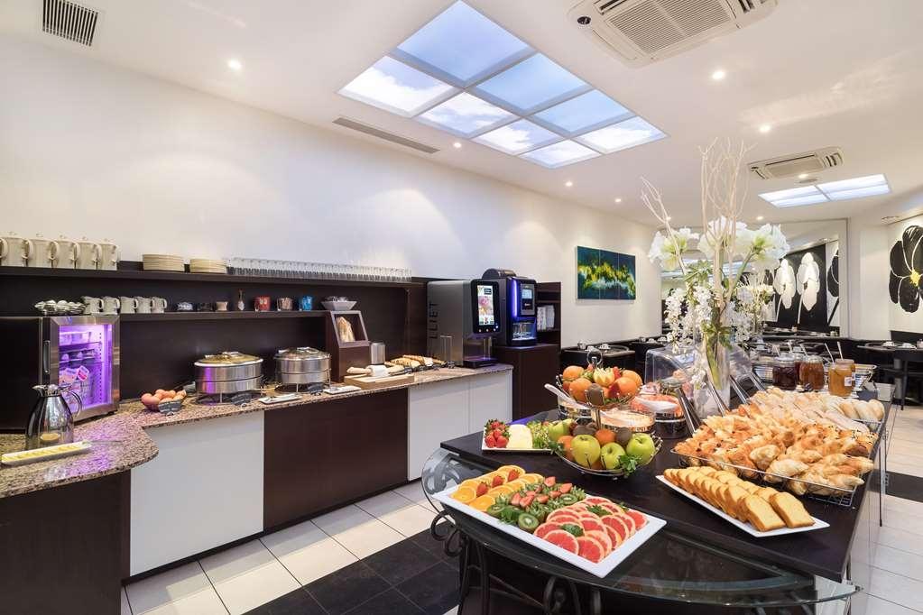 Best Western Plus Hotel Massena Nice - Restaurant / Etablissement gastronomique