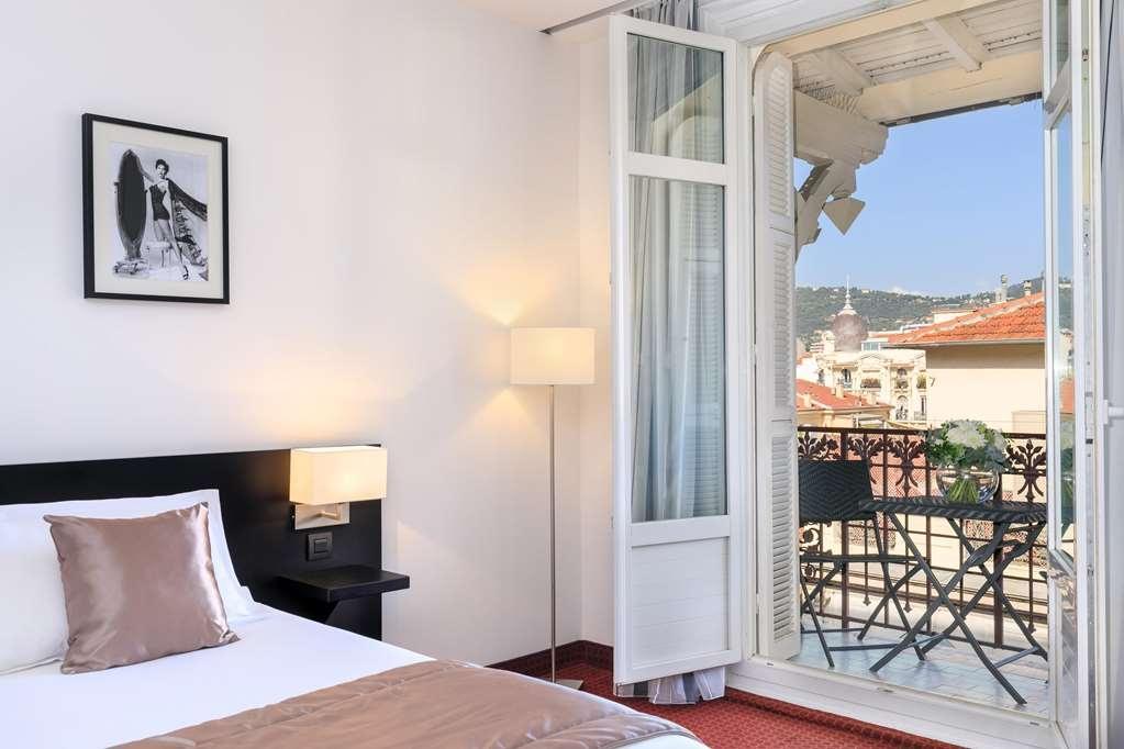 Best Western Plus Hotel Massena Nice - Chambres / Logements