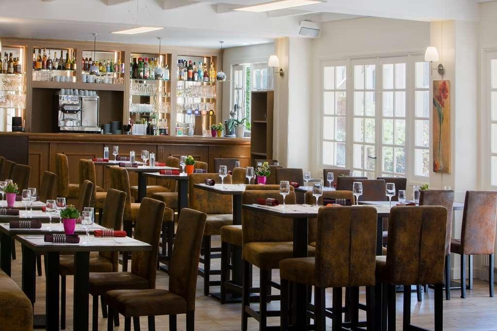 Best Western Blanche De Castille Dourdan - Restaurante/Comedor