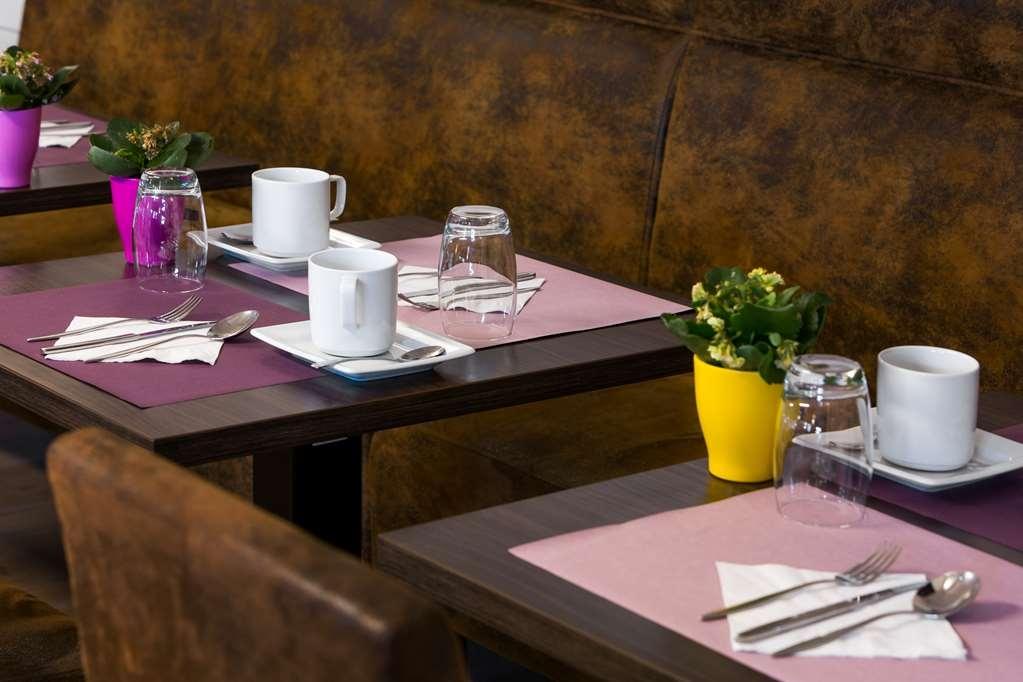 Best Western Blanche De Castille Dourdan - Le petit déjeuner buffet