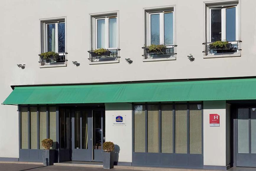 Best Western Rives de Paris La Defense - Best Western Hotel Rives de Paris La Defense